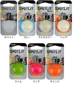 ナイトアイズ(USA)スポットリットペットアウトドア用LEDカラーライト
