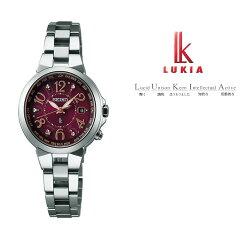 セイコー ルキア SEIKO LUKIA 電波 ソーラー 電波時計 腕時計 レディース SSQV003 正規品 送料...