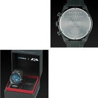 期間限定ポイント10倍/コラボレーションウオッチWIREDxBATMANvsSUPERMAN限定モデル腕時計メンズクロノグラフAGAT708【】【正規品】【送料無料】【楽ギフ_包装】/2/19発売予定