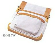 KOZUCHI 別製釘袋 (床皮マチ付) SH-05-TW