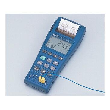 アズワン デジタルレコード温度計 校正証明書付 1台 [1-9111-01-20]