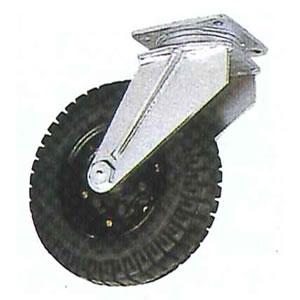 末廣車輌(スエヒロ) UN-HRE型 HRE型キャスター 自由車 ユニークタイヤ 許容荷重1030kg 受注生産品:納期目安約1.5ヶ月
