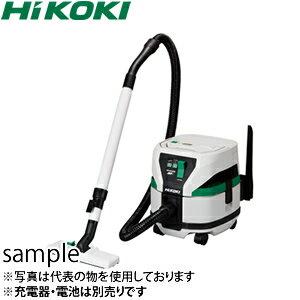 HiKOKI(日立工機) 36V マルチボルト コードレスクリーナ RP3608DA(NN) 業務用掃除機 本体のみ(充電器・電池別売)