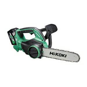 日立工機(HiKOKI) 36V/2.5Ah マルチボルト コードレスチェンソー CS3630DA(2XP)【在庫有り】【あす楽】
