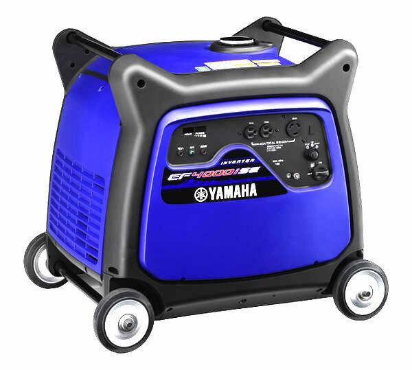 ヤマハモーターパワープロダクツ EF4000iSE インバータ発電機