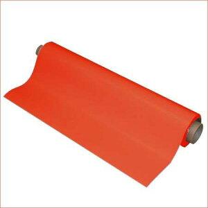 CMG 【カラーマグネットシート】 (つやあり) 0.8mm x 1M x 1M (色:赤)