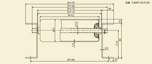 メイキコウ中荷重用ローラコンベヤストレートFMC57R-TS-W700-P100-L3000[商品]