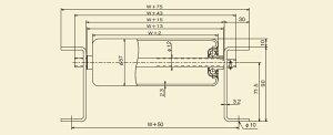 メイキコウ中荷重用ローラコンベヤストレートFMD57R-VS-W500-P150-L3000[商品]