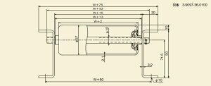メイキコウ中荷重用ローラコンベヤストレートFMS57R-VS-W500-P100-L3000[商品]