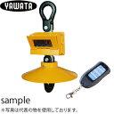 八幡計器 HC-AHS-15t デジタルクレーンスケール チャンピオン ひょう量:15t 耐熱仕様・リモコン付