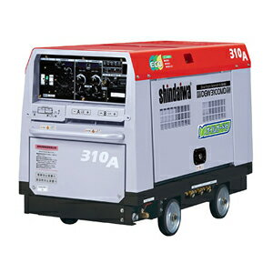 やまびこ(新ダイワ) ディーゼルエンジン発電機兼用溶接機 DGW310DMD-W
