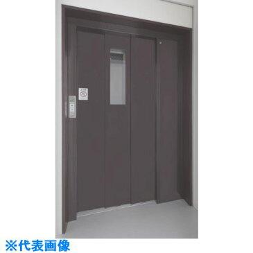 ■クマリフト 小型エレベーターエザンスE〔品番:KS8N-3〕[TR-1013046]【個人宅配送不可】