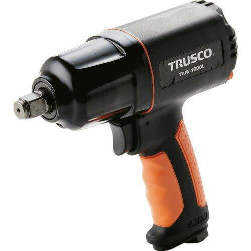 消費税無し TRUSCO エアーインパクトレンチ 軽量タイプ 差込角12.7mm 品番 TAIW1600L TR-1151141, 新到着 92c854d9