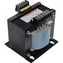 ■CENTER 変圧器 最大電流(A)4.54 容量(VA)500 ECL21500(7735413)[送料別途見積り][法人・事業所限定][直送] 1