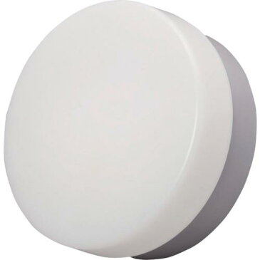 ■IRIS ポーチ・浴室灯 円型  500lm昼白色〔品番:IRCL5N-CIPLS-BS〕[TR-8178638]【個人宅配送不可】
