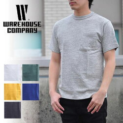 ウエアハウスWAREHOUSETシャツ4601ポケットWAREHOUSEウエアハウス