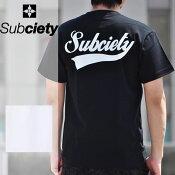 サブサエティTシャツSUBCIETYグロリアスSUBCIETYサブサエティーSTANDARDS/Sロゴ10426半袖シャツ
