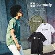 SUBCIETY サブサエティ Tシャツ THE BASE S/S サブサエティー ストリート メンズ 102-40030