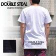 DOUBLE STEAL ダブルスティール Tシャツ LONG Tee 半袖 ポケット 花柄 ストリート 972-12203