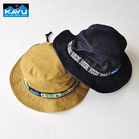 KAVUカブーハットStrapBucketHatストラップバケットハット帽子