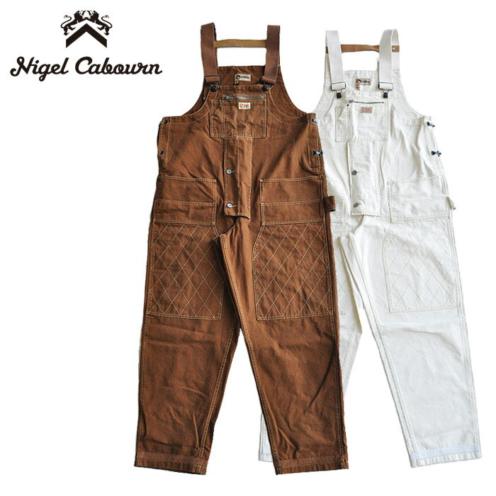 メンズファッション, オーバーオール NIGEL CABOURN LYBRO CARPENTER DUNGAREE CANVAS 46-50