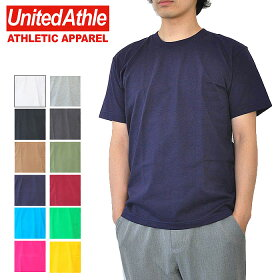 UnitedAthleユナイテッドアスレスーパーヘヴィーウェイト7.1オンスTシャツ半袖無地トップスカットソー4252-01