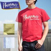 フェローズPHERROW'STシャツPHERROW'S定番ロゴTシャツ半袖アメカジロゴ17S-PT1