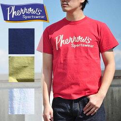 PHERROW'SフェローズTシャツPHERROW'S定番ロゴTシャツ17S-PT1