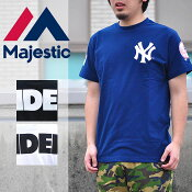MajesticAthleticマジェスティックアスレティックNEWYORKYANKEESニューヨークヤンキースTEAMLOGOTEE半袖Tシャツ半そでティーシャツMM01NYK0242NVY5あす楽