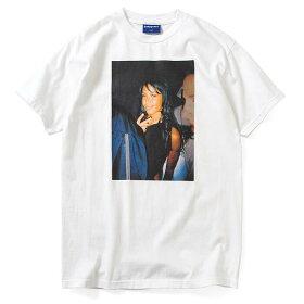 Lafayette×JOHNNYNUNEZラファイエット×ジョニーヌネズALIYAHTEE半袖TシャツLS200125