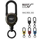 ROOT CO. GRAVITY MAGREEL 360 カラビナ キーホ...