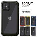 ROOT CO. iPhone11 ルートコー ケース 耐衝
