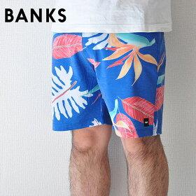 BANKSバンクスボードショーツBLOOMBOARDSHORT28-32黒メンズパンツサーフBS0166