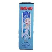 バンドエイドディズニープリンセスアナと雪の女王キャラクターバンドエイド(BAND-AID)(20枚入)FROZENアナ雪【メール便配送対応】