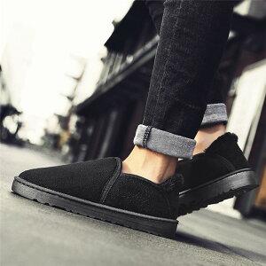 ムートンブーツ メンズ 靴 ボア ムートン ショート ファーブーツ ブーツ スニーカー ボア付き ローカットブーツ あったかブーツ カップルムートンブーツ 軽量