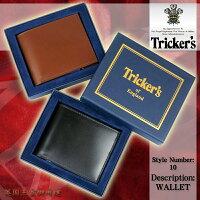 Tricker'sトリッカーズWALLETMen's財布レザー本革メンズ英国王室御用達ロイヤルワラントRoyalWarrant