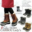 【冬物大処分セール】【30%OFF!】SOREL ソレル NL1005 CARIBOU カリブー スノーブーツ ブーツ レディース 防水