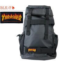 THRASHERスラッシャーTHRPN-8900ボードストラップ付きリュック黒