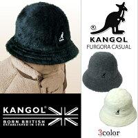 KANGOLカンゴール168-169502FURGORACASUALファーゴラカジュアルハット帽子