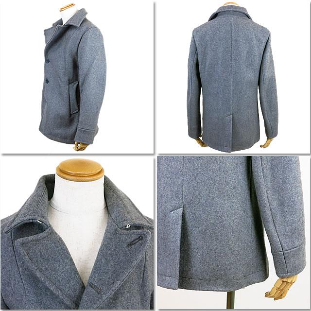 【NEW】【アンカーボタン】Drole & FUN ドロール&ファン Super Melton Regular Collar JKT スーパー メルトン レギュラー カラー ジャケット コート