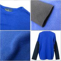 Leminorルミノアルミノール62723MarineDrapeSweaterマリンドレープセーター