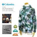 [大決算セール開催中] [20%OFF!][2021春夏新作] コロンビア ジャケット マウンテンパーカー COLUMBIA PM1866 Polar Pioneer Full Zip Hoodie ポーラーパイオニア フルジップ フーディー ウィンドブレーカー キャンプ キャンプウェア・・・