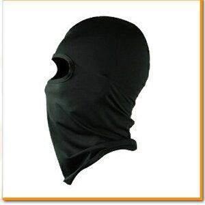 ブラックフェイスマスク フェイス スノーボード レディース サバゲー メッシュ ミリタリー ネックウォーマー