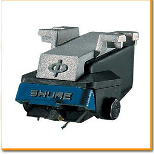 SHURE シュアー カートリッジ HiFiモデルMM型 M97xE High-Performance Magnetic Phono Cartridge ...