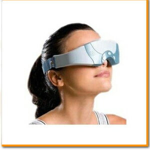 9種類のモード機能で目元リフレッシュ!ネオジム磁石の振動で瞼や目の疲れを癒します電動ぶるぶ...