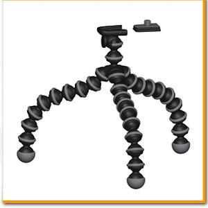 ゴリラポッドタイプ クネクネ デジカメ コンパクト ゴリラポッド スタンド 自由自在 アクセサリー ムービー
