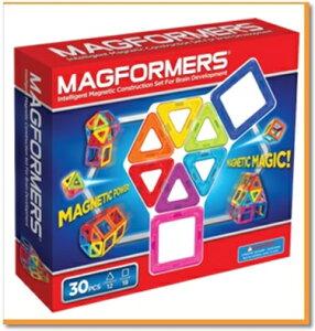磁石だから、くっつけたり離したりが楽しい!子供から大人までハマルること間違いなし!Magform...