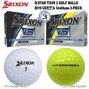 ダンロップ スリクソン Q-STAR 2 (2019年USモデル) 3ピース (ウレタンカバー) ゴルフボール 1ダース(12個入) [DUNLOP SRIXON Q-STAR 2 (2019US MODEL) 3-PIECE (Urethane Cover) GOLF BALLS] USモデル・・・