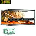 GEX グラステラリウム   6030 爬虫類 飼育 ケージ ガラスケージ 【水槽/熱帯魚/観賞魚/飼育】【生体】【通販/販売】【アクアリウム/あくありうむ】・・・