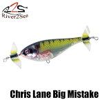 【リバー 2 シー】 ビッグ ミステイク / Chris Lane Big Mistake